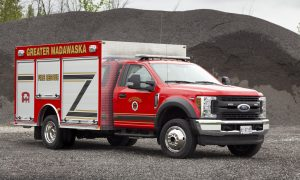 Rescue Fire Truck